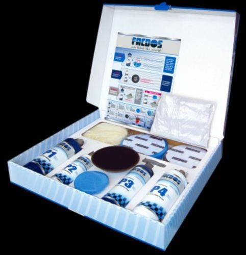 FACDOS Paint Repair System Professional Paint Polishing Set