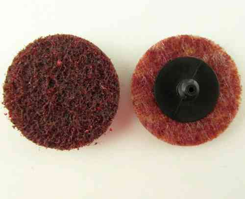 10x ROLOC Abrasive Mesh Disc D = 50mm COARSE