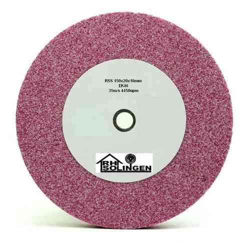 Grinding Wheel D 150 x 20 mm Bo 32 (20/16) mm Grit 46 Coarse