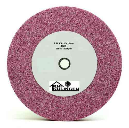Grinding Wheel D 200 x 20 mm Bo 32 (20/16) mm Grit 60 Coarse
