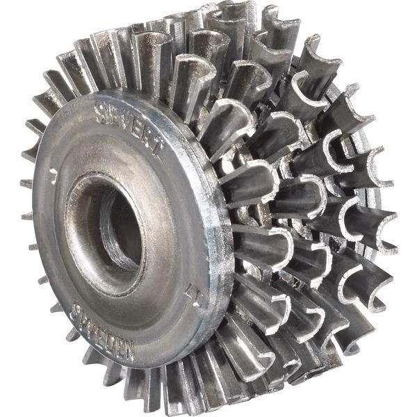 Sievert Spare Roller For Trimmer Size No 1 3611 Hardened Steel U