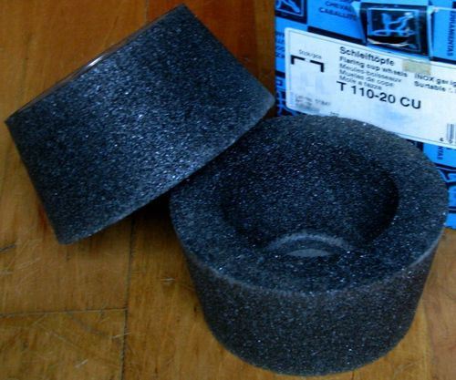 Grinding Cup conical D 110 (90) x 55 mm Bo 22,2 mm Carborundum AS16Q STONE