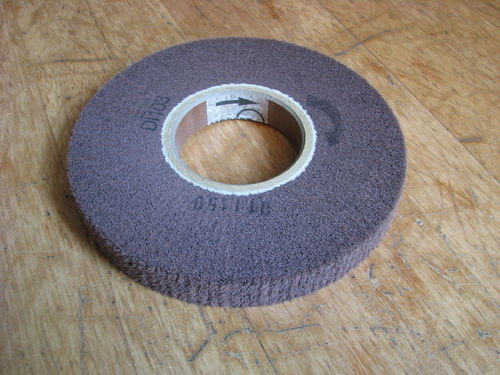 Flap-Finishing Wheel D200x25 Bore76,5mm A7T DI103 VeryFine Grit 280-320